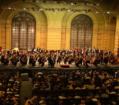 Odessa Philharmonic Orchestra*Alexey Stadler*Hobart Earle foto